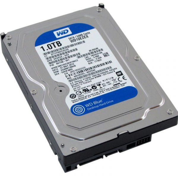 Хранение данных, SSD, жесткие диски